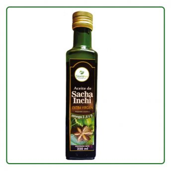 Sacha Inchi Extra Virgen de 250 ml